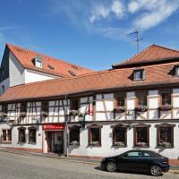 Zum Goldenen Ochsen, Hotel & Gasthaus am Schlossgarten, hotel in Aschaffenburg