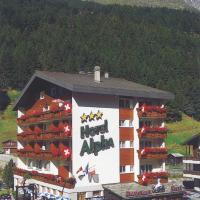 Hotel Alpha, отель в городе Зас-Грунд