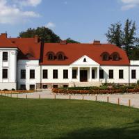 Dwór Stary Chotów – hotel w Kaliszu