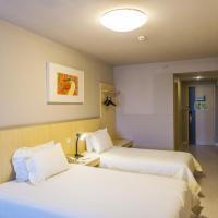 Jinjiang Inn Tonghua Shengli Road Hotel, отель в городе Tonghua