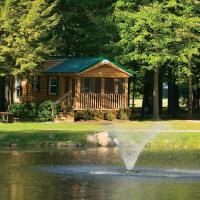 Alpine Lake Lakefront Cabin 9