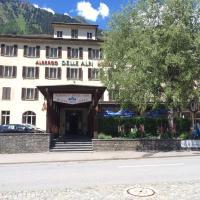 Hotel Des Alpes - Restaurant & Pizzeria, hotel in Airolo