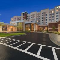 Embassy Suites Chicago-Naperville, hotel in Naperville
