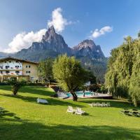 Parkhotel Florian, hotel in Siusi
