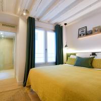 Victoire & Germain, ξενοδοχείο σε 6ο διαμ., Παρίσι