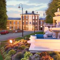 Park Hall Hotel and Spa Wolverhampton, hotel in Wolverhampton