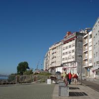 Hotel Siroco, hotel en Portonovo