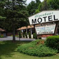 Alpenhaus Motel, hotel in Queensbury