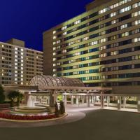 Hilton New York JFK Airport Hotel, hotel near John F. Kennedy International Airport - JFK, Queens