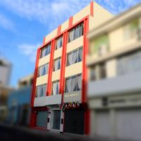 President Hotel, hotel near Capitán FAP Guillermo Concha Iberico International Airport - PIU, Piura