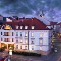Hotel Trinity – hotel w Ołomuńcu