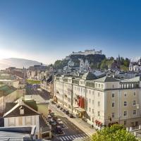 Hotel Sacher Salzburg, hotel in Salzburg
