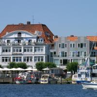 Hotel Deutscher Kaiser, hotell i Travemünde