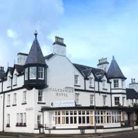 Caledonian Hotel 'A Bespoke Hotel', hotel en Ullapool