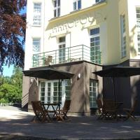 Akropolis Apart Hotel, hotel poblíž Letiště Karlovy Vary - KLV, Karlovy Vary