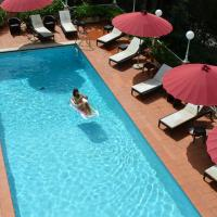 Grand Hotel Nizza Et Suisse, hotell i Montecatini Terme