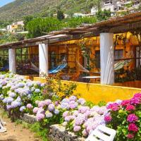 Villa La Rosa, hotel in Filicudi