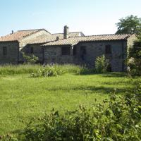 Agriturismo Palareta, hotell i Montecatini Val di Cecina