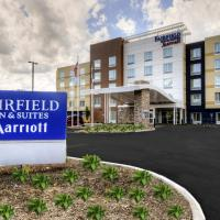 Fairfield Inn & Suites by Marriott Princeton, Hotel in Princeton