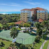 Salerno On The Beach, hotel em Marcoola