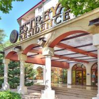 Estreya Residence Hotel and SPA, отель в Святых Константине и Елене