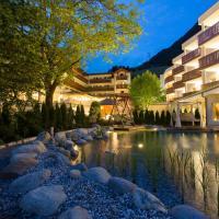 Wiesenhof Gardenresort, hotell i San Leonhard in Passeier