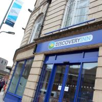 Discovery Inn - Leeds, hotel in Leeds