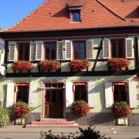 Auberge Le Meisenberg - Room Service Disponible, hôtel à Châtenois