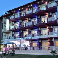 Hotel Anesis Paralia