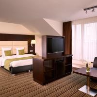 Hotel Charleroi Airport - Van Der Valk, hotel in Gosselies, Charleroi