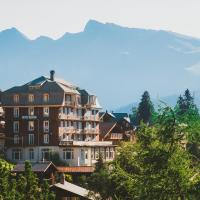 Hotel Regina, hotel in Mürren