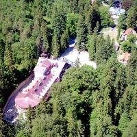 Hotel EUROPA - Górnicza Strzecha, отель в Шклярска-Порембе