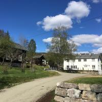 Hesla Farm Apartments, hotell i Gol