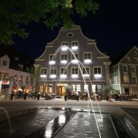 Hotel am Schrannenplatz, hotel in Memmingen