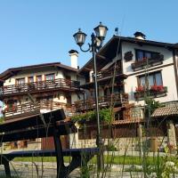 Family Hotel Dzhangal, хотел в Банско