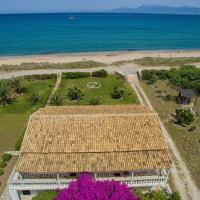 Elli Beach Apartments and Studios, Hotel in Almiros Beach