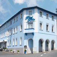 Hotel Höhn, hotel in Rüdesheim am Rhein