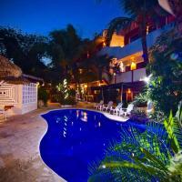 Beach Energy Hotel by BFH - 5th Ave, hotel in Playa del Carmen