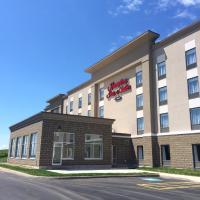 Hampton Inn & Suites Truro, NS, hotel em Truro