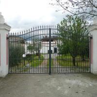Landgoed Misossero, hotell i Senise