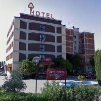 Hotel Europa Milano, hotell i Rosate