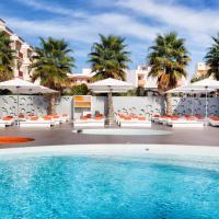 Ibiza Sun Apartments, hotel en Playa d'en Bossa