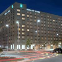 Embassy Suites Boston at Logan Airport, отель в Бостоне