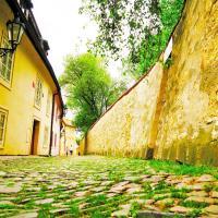 Garden Residence Prague Castle, hotel in Hradcany, Prague