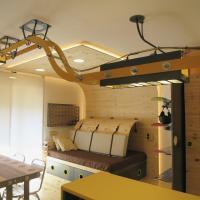 SnowSun -Vacances Pirinenca, отель в городе Инклес