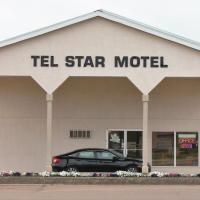 Tel Star Motel, hotel em Brooks