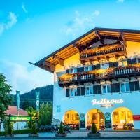 Hotel Bellevue, hotel in Bad Wiessee