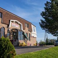 The City Motel, hotel em Fredericton