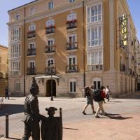 Hotel Norte y Londres, отель в городе Бургос