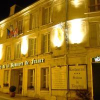 Hôtel De La Banniere De France, hôtel à Laon